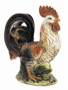 Multicolored Rooster