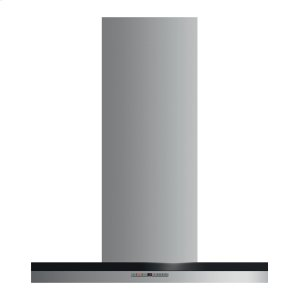 "Fisher & PaykelWall Range Hood, 30"", Box Chimney"