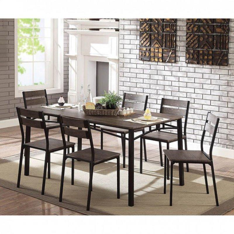 CM3920T7PK in by Furniture of America in Hurst, TX - Westport 7 Pc ...