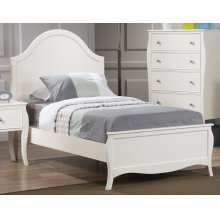Dominique French Country Twin Bed