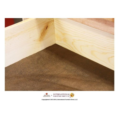 6/6 Low-profile Footboard & Rails