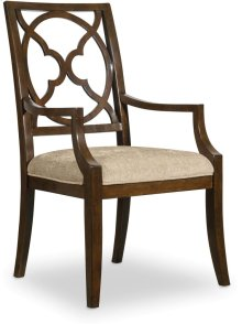 Skyline Fretback Arm Chair