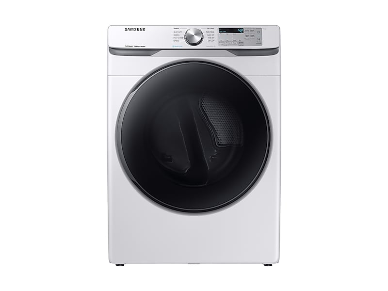 Samsung Appliances7.5 Cu. Ft. Electric Dryer With Steam Sanitize+ In White