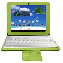 """Bluetooth 8"""" Tablet, 8gb, Dual Core, 1gb Ram, Bluetooth Case and Keyboard"""