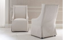 Symphony Upholstered Host Chair