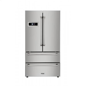 Thor KitchenStainless Steel French Door Refrigerator