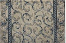 Somerset Scrollwork St02 Ivory Blue-b 13'