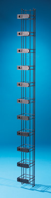 MM6 Vertical Cable Management Cage