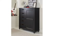 Crossroads Sliding Door Chest