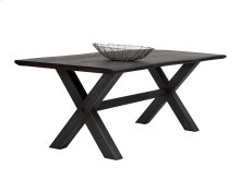 Jagger Dining Table - Brown