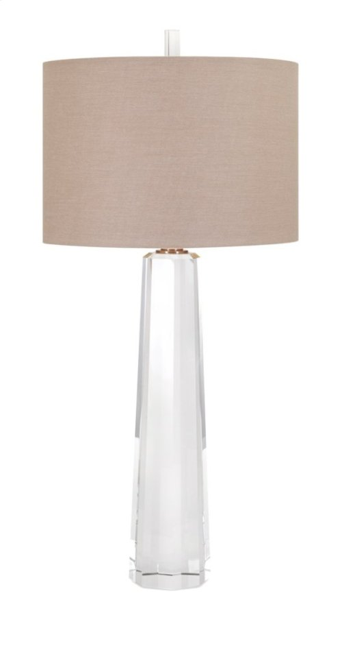 Meina Crystal Table Lamp