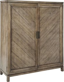 ED Ellen DeGeneres Greystone Door Chest