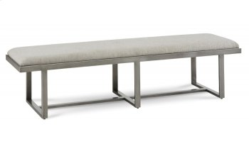 Epicenters Silver Lake Narrow Bench Product Image