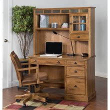 Sedona Single Pedestal Desk