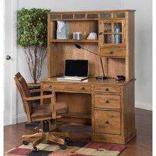 Sedona Single Pedestal Desk