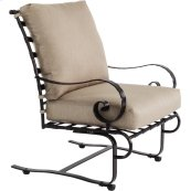 Mini Spring Base Lounge Chair