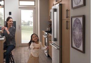 Frigidaire Professional 22.6 Cu. Ft. French Door Counter-Depth Refrigerator