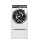 Front Load Perfect Steam Washer with LuxCare Wash and SmartBoost - 5.1 Cu.Ft. IEC Product Image