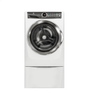 Front Load Perfect Steam Washer with LuxCare® Wash and SmartBoost® - 4.4 Cu.Ft. Product Image