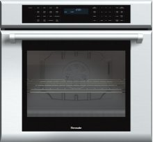 30 inch Masterpiece® Series Single Oven with professional handle MED301JP