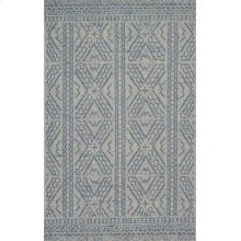 Mh Silver / Azure Rug