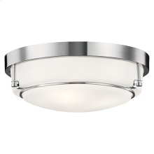 Belmont Collection Belmont 3 Light Flush Mount CH