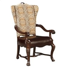 Casa D'Onore-Upholstered Arm Chair