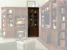 "Cherry Creek 32"" Wall Curio Cabinet"