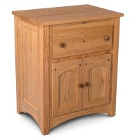 Royal Mission Deluxe Nightstand with Doors Product Image