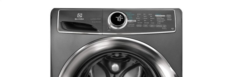 Hidden Additional Front Load Perfect Steam Washer With Luxcare Wash And Smartboost 4 Cu Ft