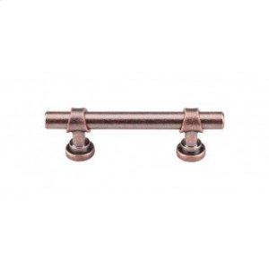 Bit Pull 3 Inch (c-c) - Antique Copper