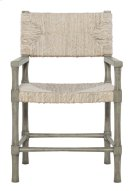 Palma Arm Chair in Rustic Gray Product Image