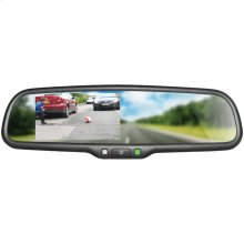 "4.3"" OE-Style Replacement Rearview Mirror Monitor"