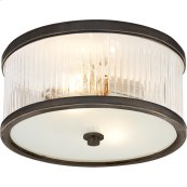 Visual Comfort AH4200BZ-FG Alexa Hampton Randolph 2 Light 11 inch Bronze Flush Mount Ceiling Light