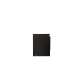 Frigidaire Black Side Panel Kit for 30'' Slide'' Range
