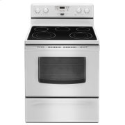 5.3 cu. ft. Capacity Electric Range with Two Dual-Choice Elements Product Image