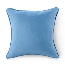 Davis Throw Pillow, Blue