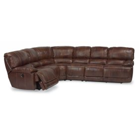 Brilliant 1250Sectp In By Flexsteel In Payson Az Belmont Leather Caraccident5 Cool Chair Designs And Ideas Caraccident5Info