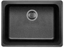 Blanco Vision Single Bowl, Silgranit II - Anthracite
