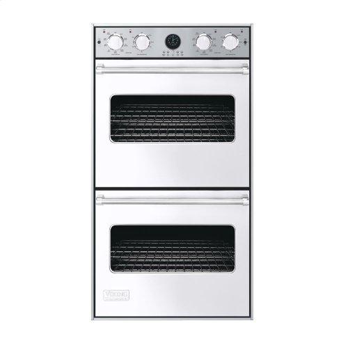 """White 27"""" Double Electric Premiere Oven - VEDO (27"""" Double Electric Premiere Oven)"""
