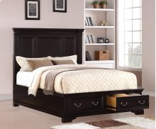 Camberly Queen Panel Bed with Storage
