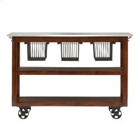 Kitch Rolling Kitchen Cart Product Image