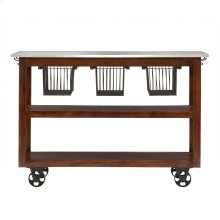 Kitch Rolling Kitchen Cart