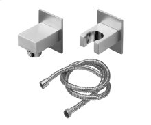 Wall Mounted Handshower Kit - Rectangle