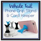 Whale Tail Tech Accessory Sign. Product Image