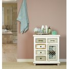 Larose 5 Drawer With 1 Drawer W/ Chicken Wire Product Image