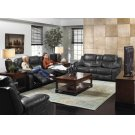 Swiver Glider Recliner - Steel Product Image