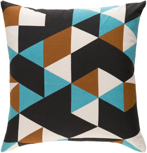 """Trudy TRUD-7149 18"""" x 18"""" Pillow Shell with Down Insert"""
