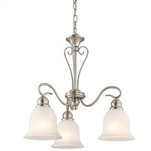 Tanglewood Collection Chandelier 3Lt NI