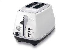 Icona 2 Slice Toaster CTO2003W  De'Longhi US